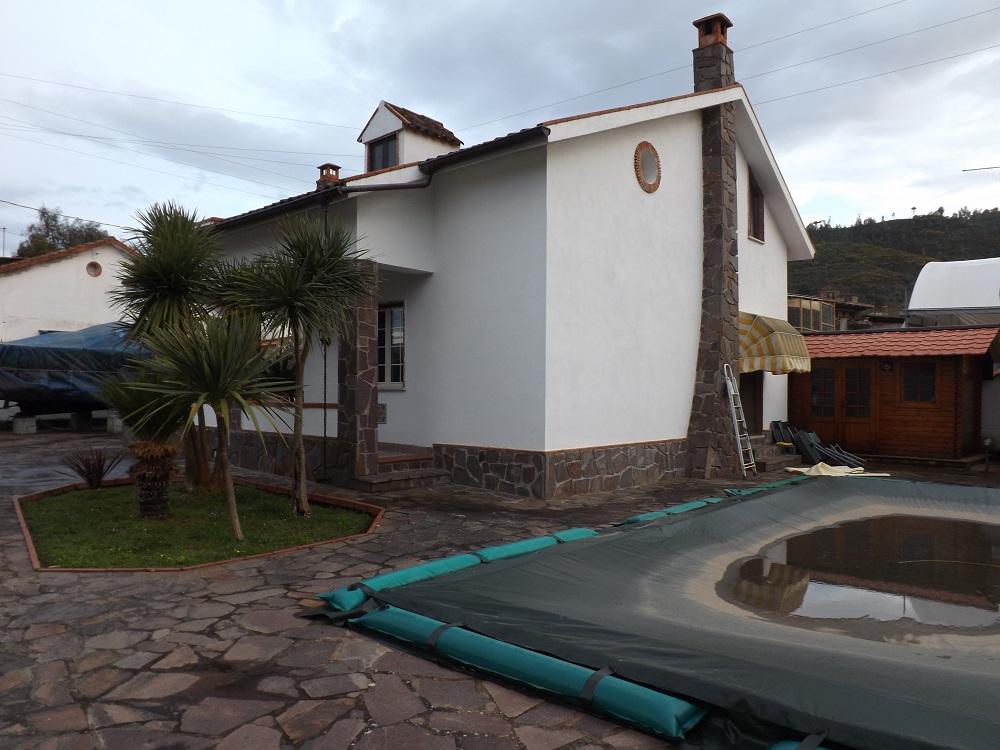 Villa con piscina a San Marco di Castellabte