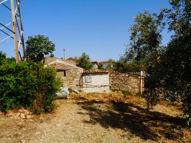 Castellabate – Loc. Cerrine/Tresino Rustici con corte