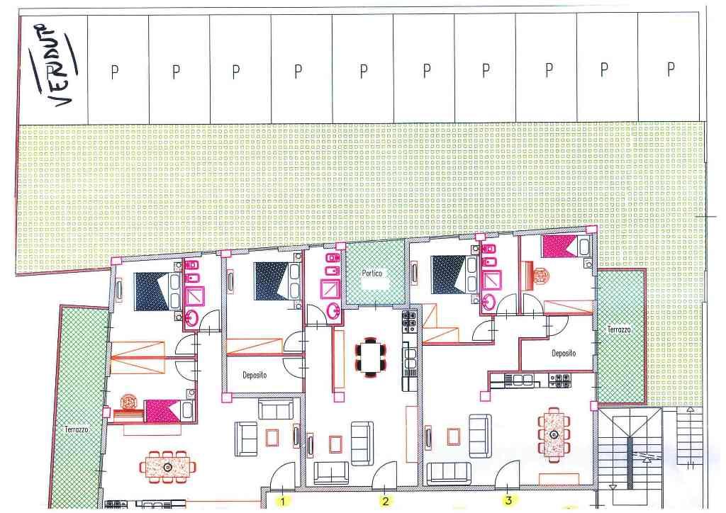Agropoli – Appartamenti di nuova costruzione, varie metrature