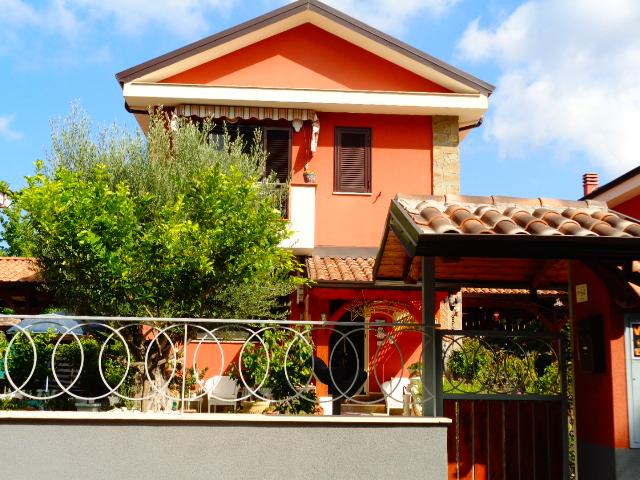 Agropoli, Madonna del Carmine, villa indipendente di nuova costruzione