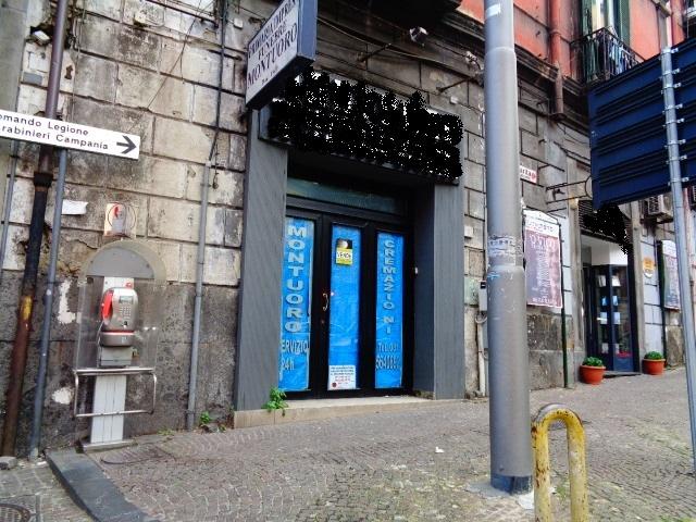 Napoli – Locale commerciale