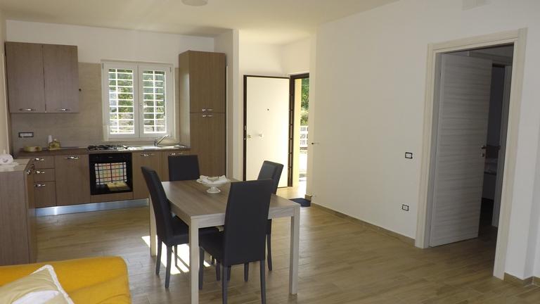 San Martino – Appartamento Al primo piano in parco