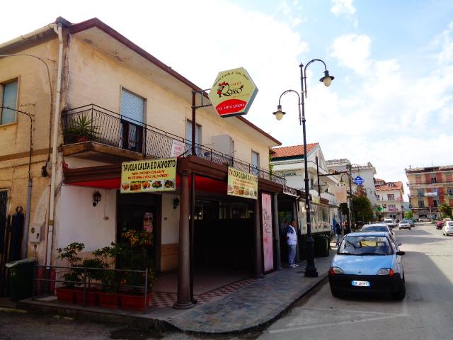 Agropoli – Via Risorgimento – Locale commerciale uso investimento